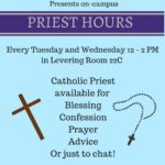 Priest Hours Flyer